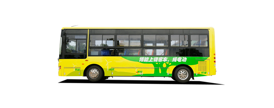 sr6810系列纯电动公交车